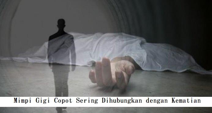 Mimpi Gigi Copot Sering Dihubungkan dengan Kematian